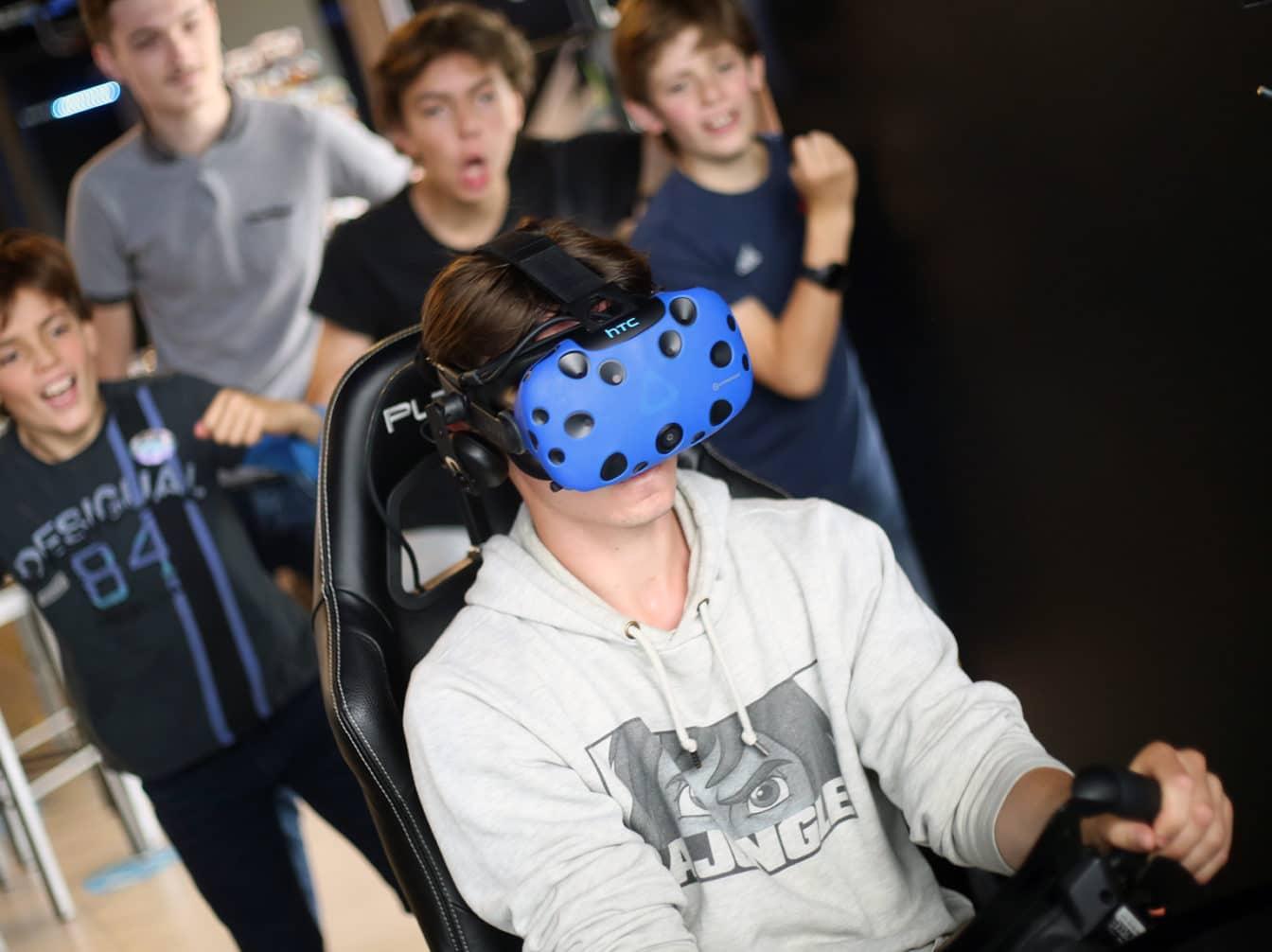L'alternative aux activités de plein air, la VR