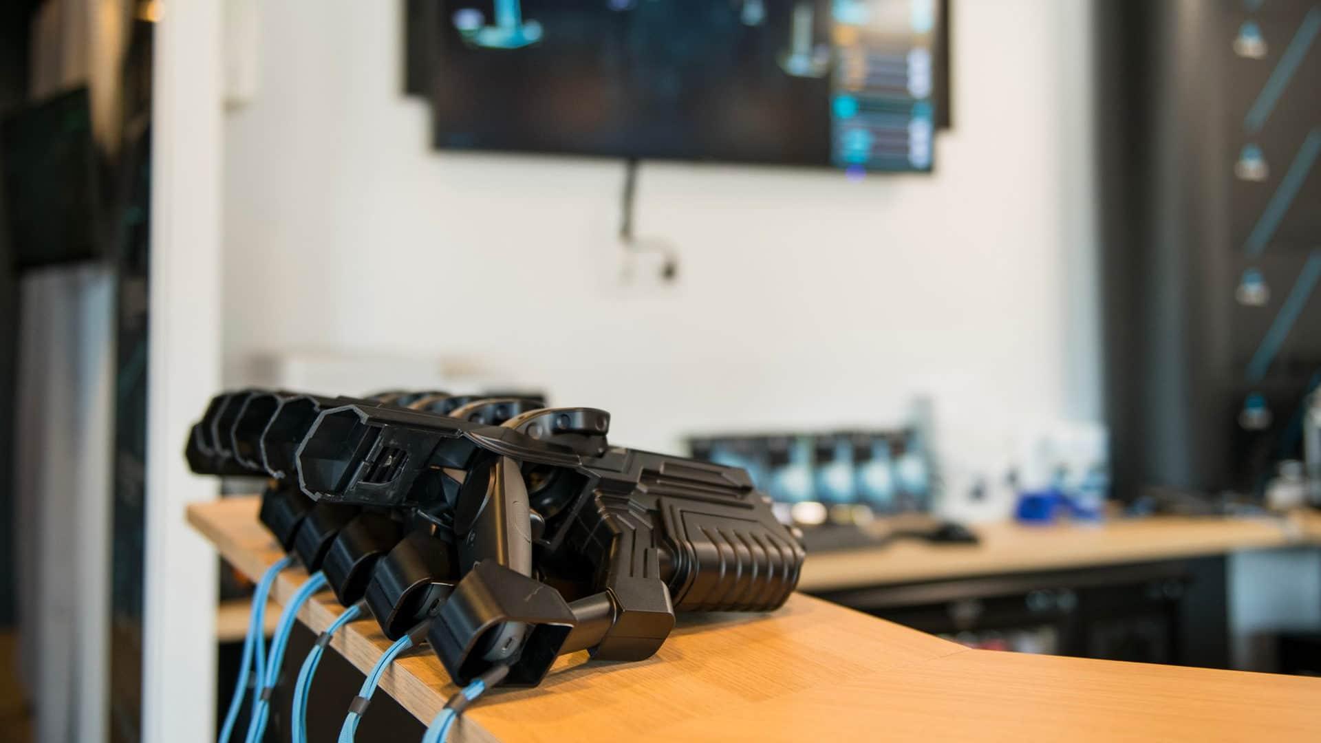 Centre de réalité virtuelle à Thonon-les-bains