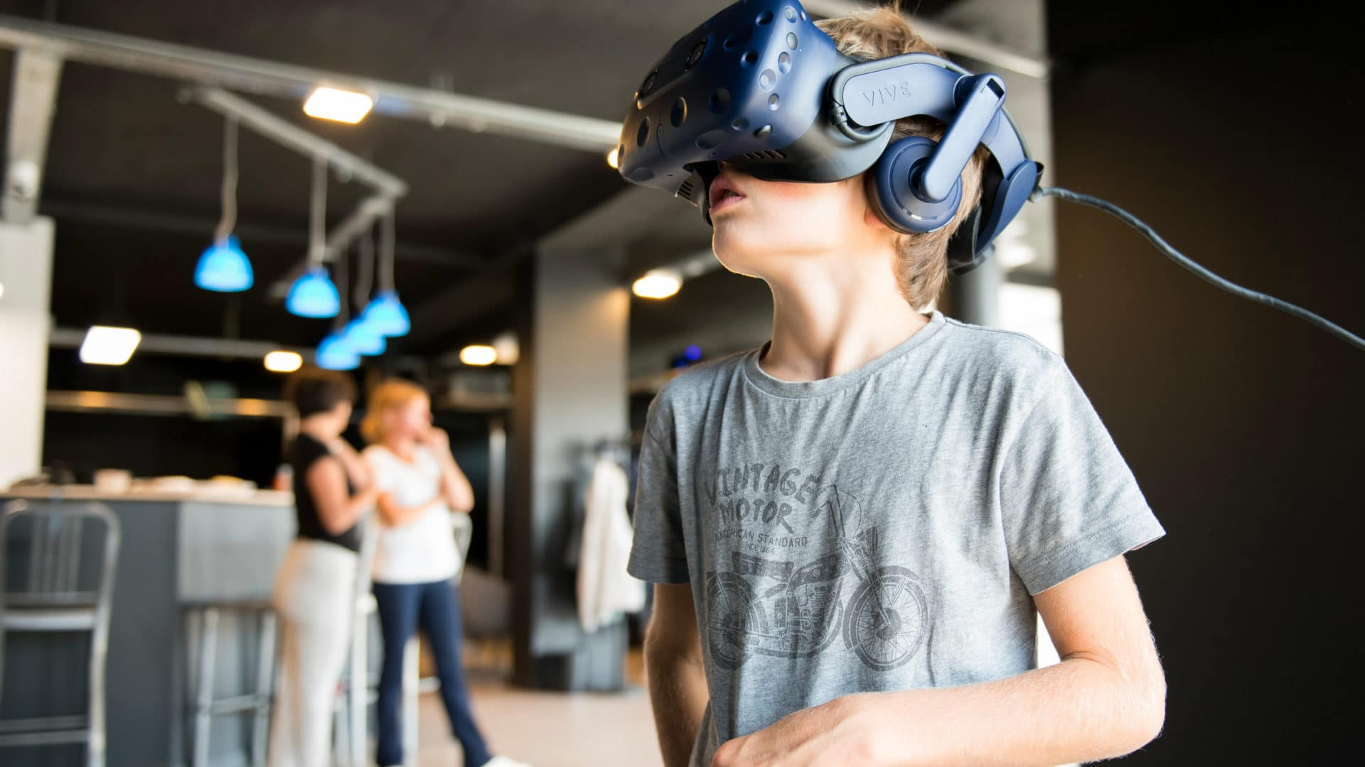 Anniversaires en réalité virtuelle