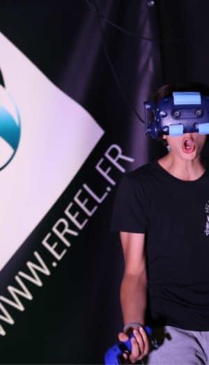 Une nouvelle salle VR à Thonon les Bains