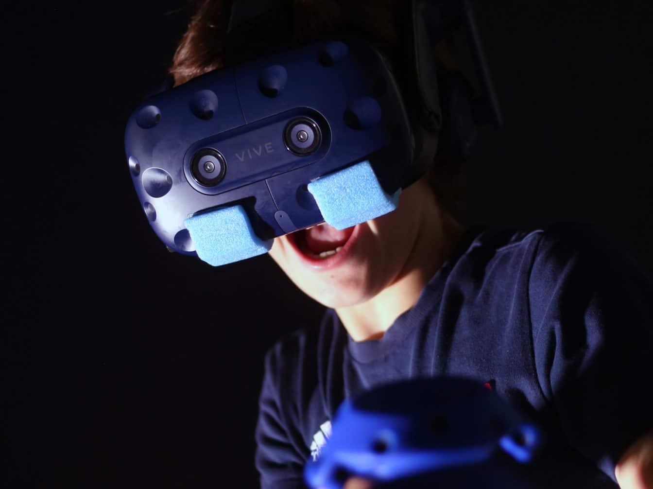 La VR pour tous; MJC et Centre de Loisirs