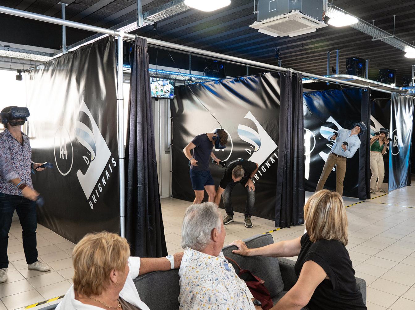 La VR, une autre option pour vos sorties à Lyon